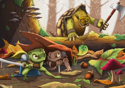 frog-wars