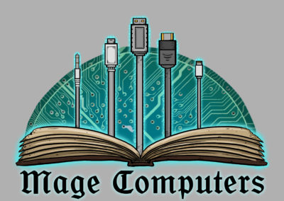 Mage Computers Logo