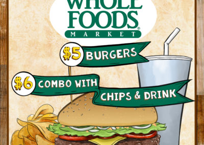 Whole Foods Summer Flyer