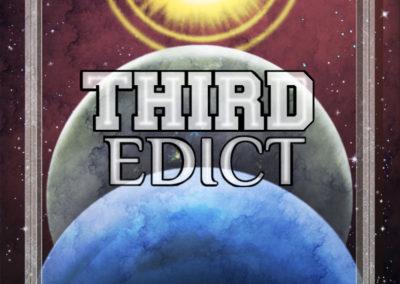 Third Edict Logo