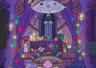 Helga's Shrine